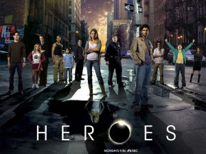 Foto promocional de Heroes